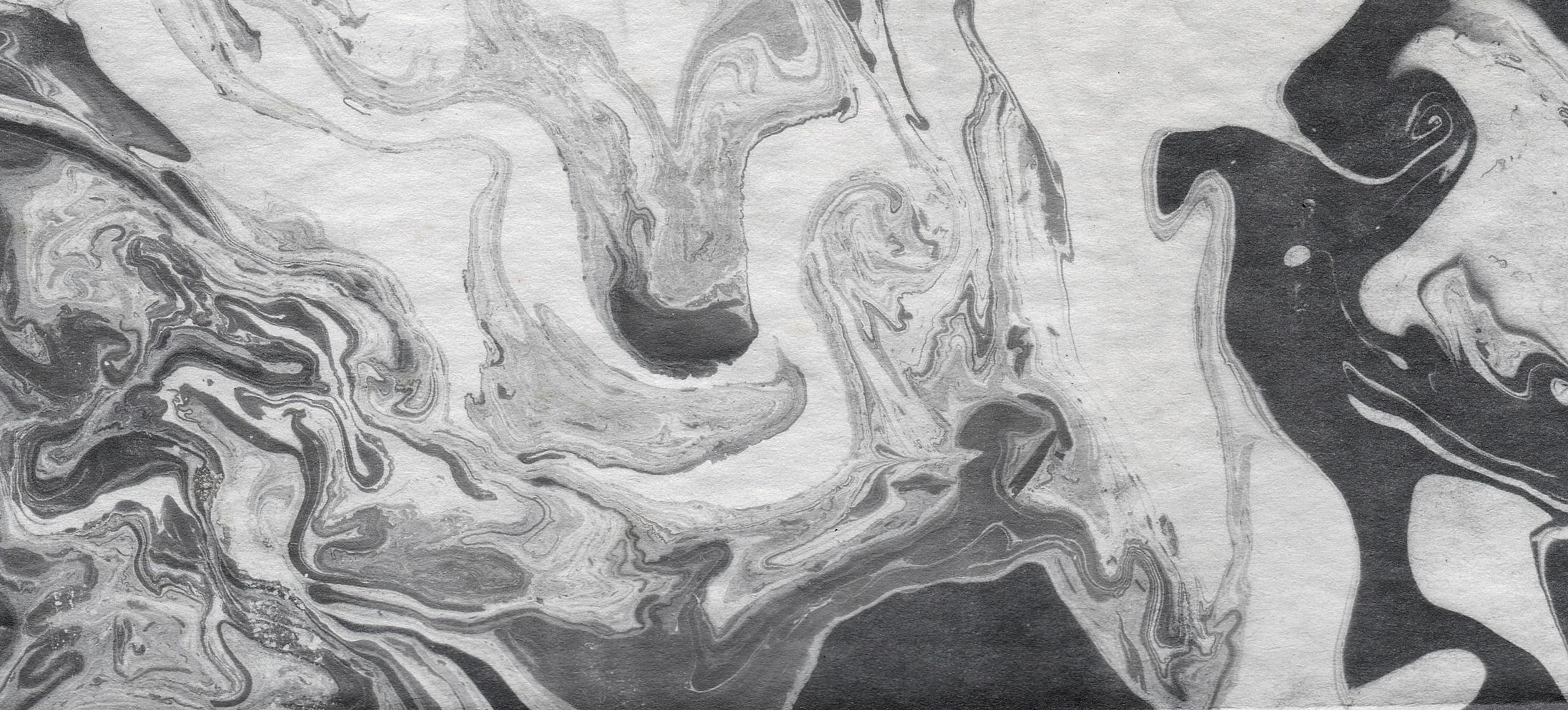 Suminagashi, Il disegno sull'acqua